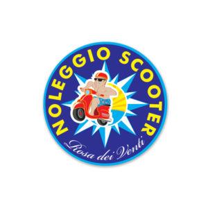 Logo per Azienda Noleggio Scooter