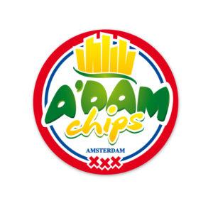 Logo per Patatine Adam Chips