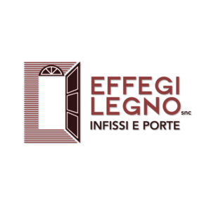 Logo per Negozio di Infissi e Porte