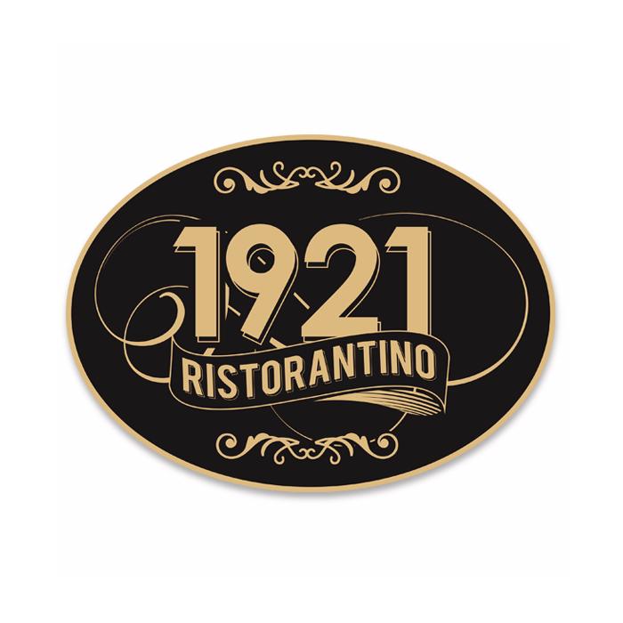 logo ristorante 1921