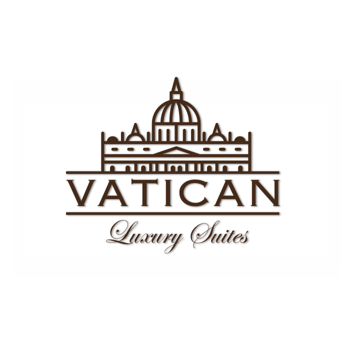 "Logo Affittacamere ""Vatican Luxury Suites"""