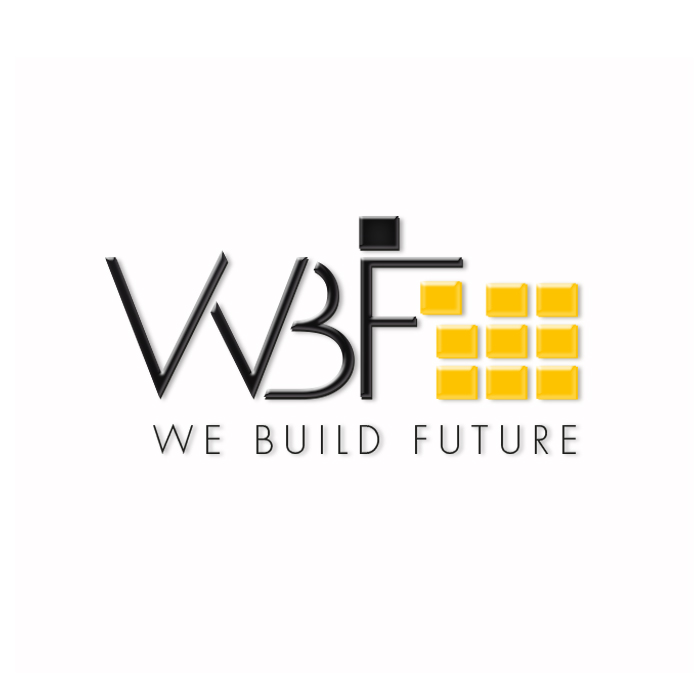 logo we build future