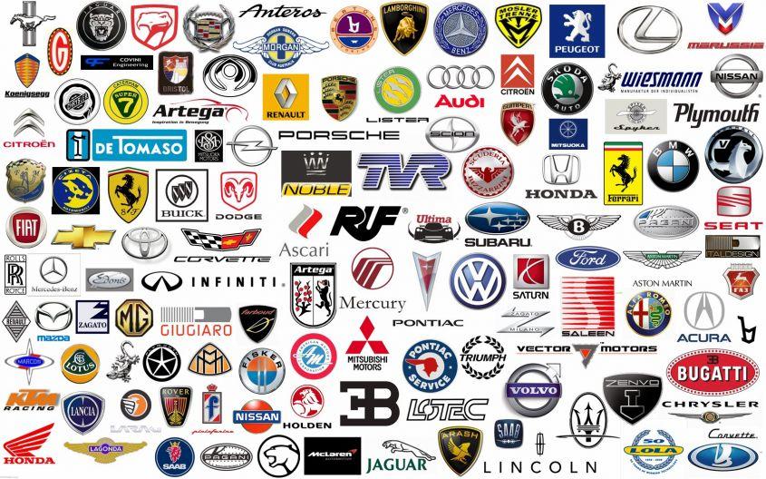 loghi automobilistici
