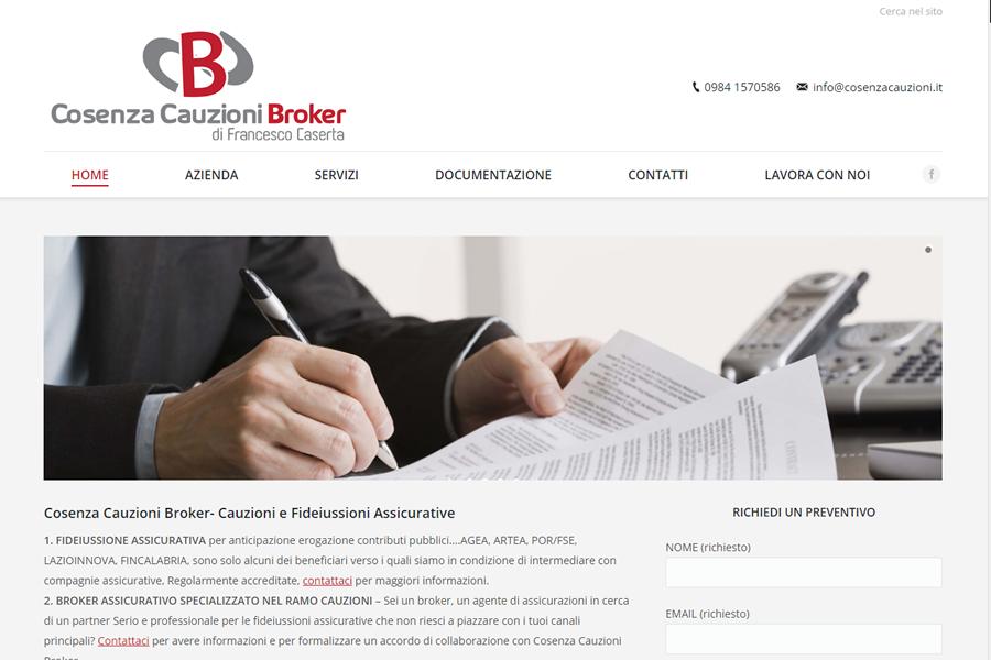 broker cauzioni