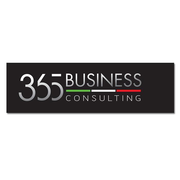 """Logo Società di Consulenza """"365 Business Consulting"""""""