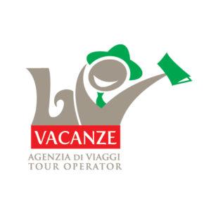 logo agenzia di viaggio lv vacanze