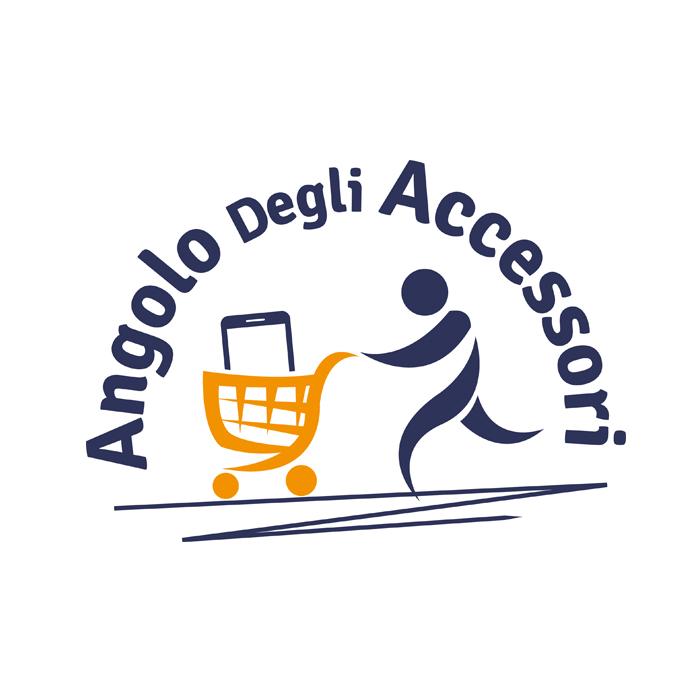 """Logo eCommerce """"L'Angolo degli Accessori"""""""