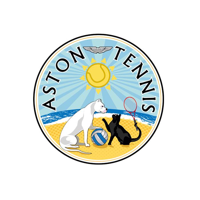 logo club tennis aston