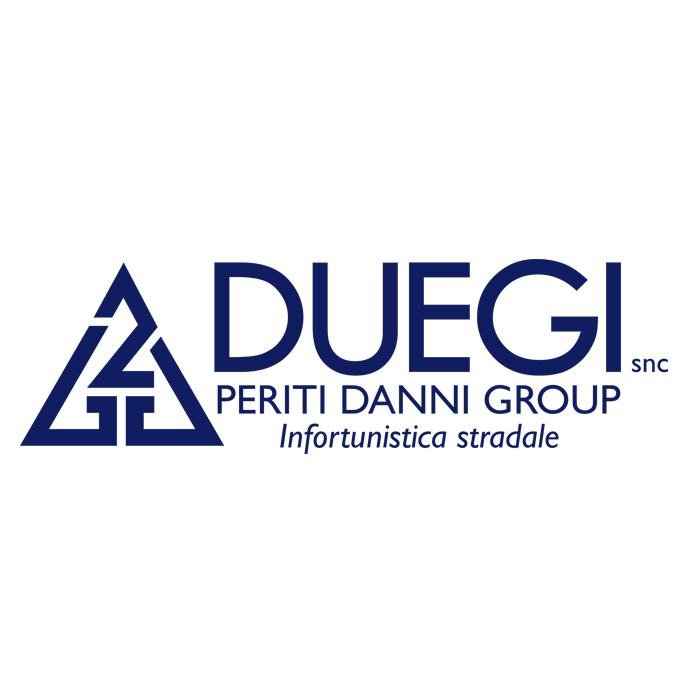 """Logo Società di Infortunistica Stradale """"DUEGI"""""""