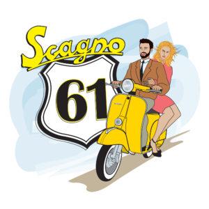 Logo per Club Vespa