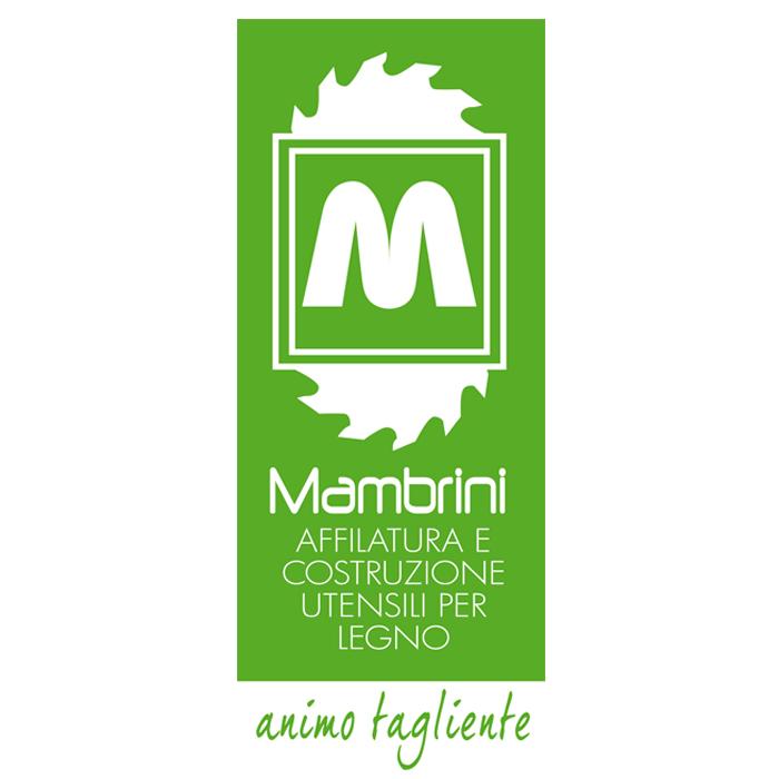 """Logo Azienda Macchinari per il Legno """"Mambrini"""""""