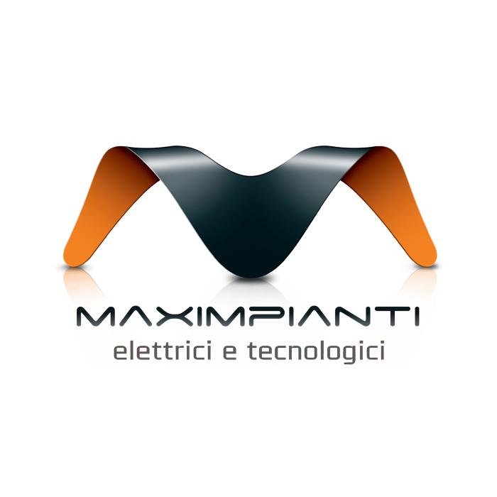 Logo Società di Impianti Elettrici e Tecnologici Maximpianti