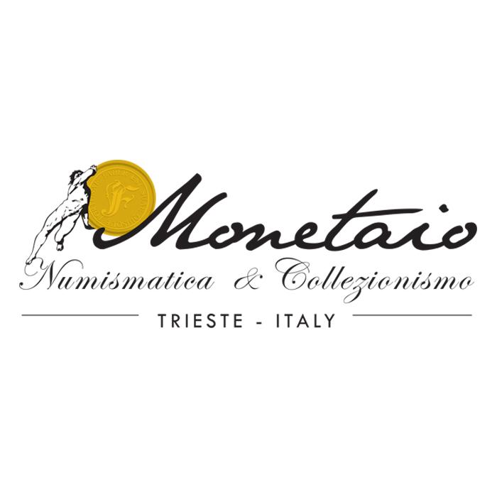 """Logo Società di Servizi Numismatici """"Il Monetaio"""""""