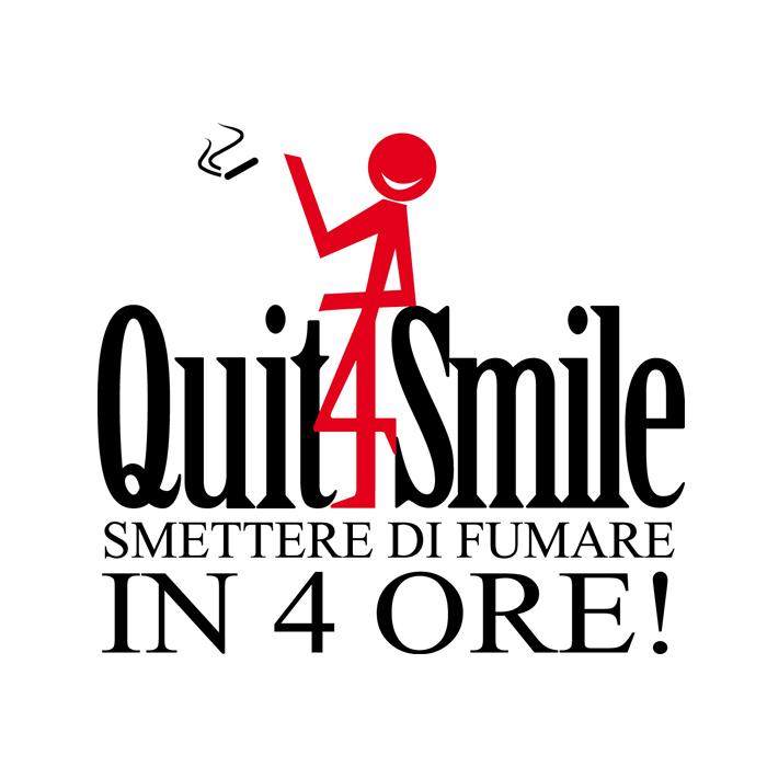 logo corso quit4smile