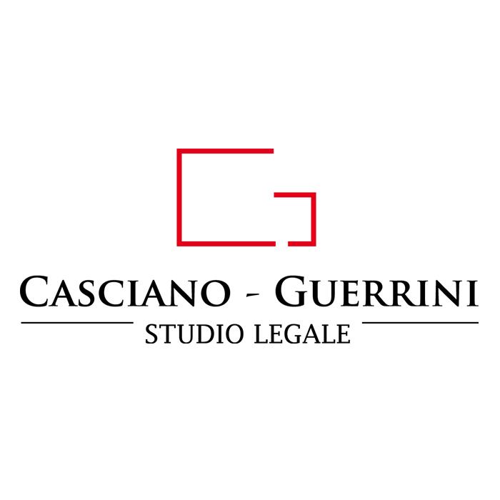 """Logo Studio Legale """"Casciano-Guerrini"""""""