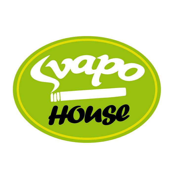 """Logo Negozio di Sigarette Elettroniche """"Svapo House"""""""