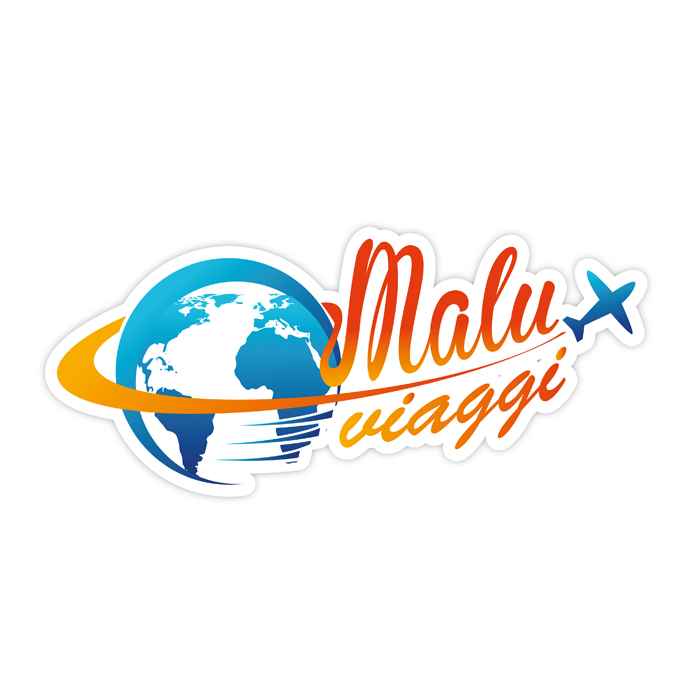 logo agenzia di viaggi malu