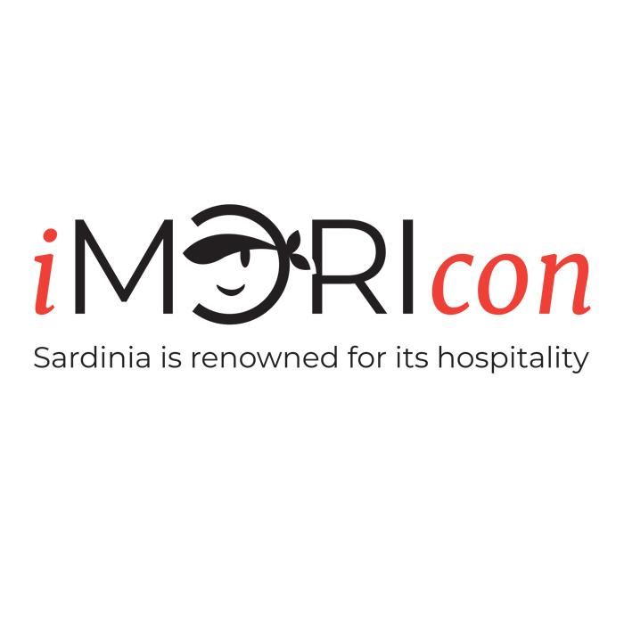 """Logo Società di Servizi Turistici """"iMoricon"""""""