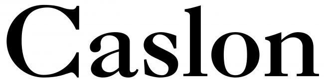 I 5 Font Classici Più Usati Nella Grafica